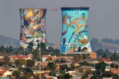 The Soweto Towers